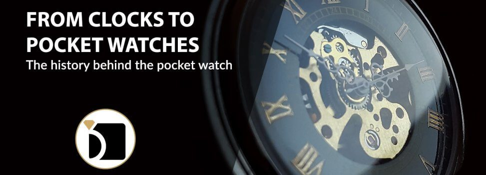 From Clocks to Pocket Watches