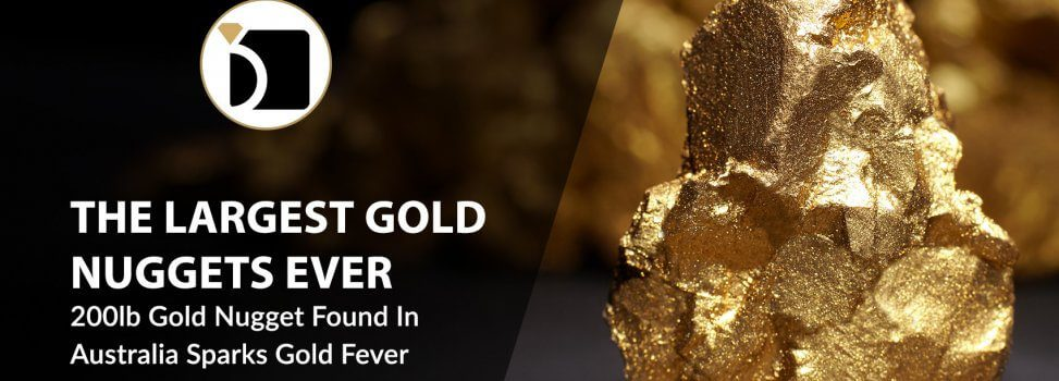 The Largest Gold Nuggets Ever