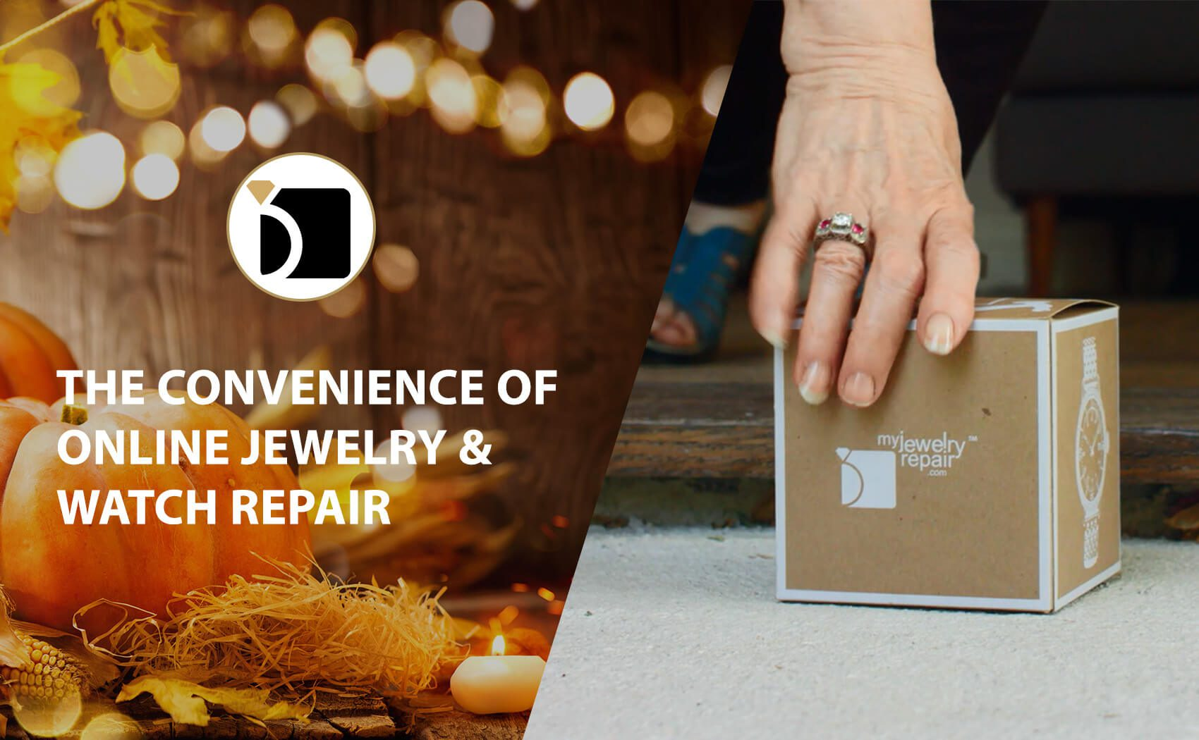 Image Showing Jewelry Repair Convenience Online