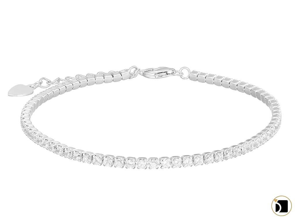 Image Showing Tennis Bracelet