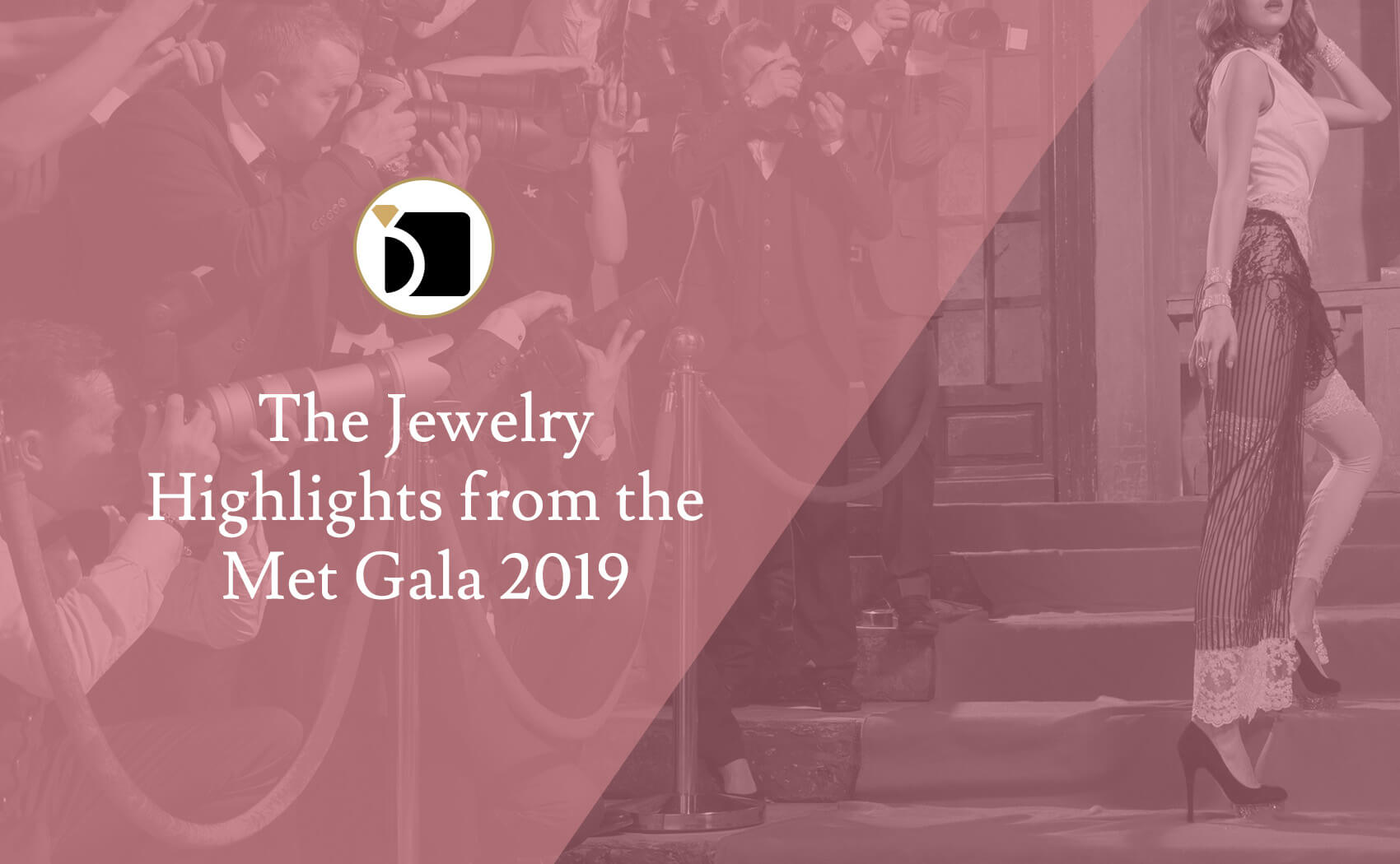 Image showcasing met gala 2019 jewelry graphic