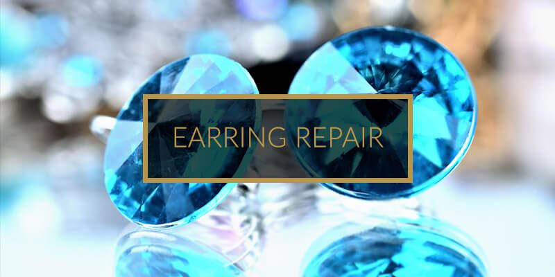Image Showcasing A Professional Earring Repair Service