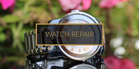 Image Showcasing Professional Watch Repair Service