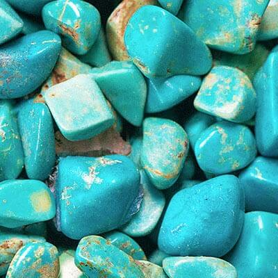 Image showing Turquoise birthstone