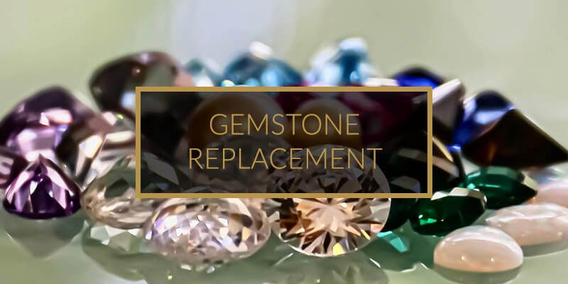 Image Showcasing A Professional Gemstone Replacement Service