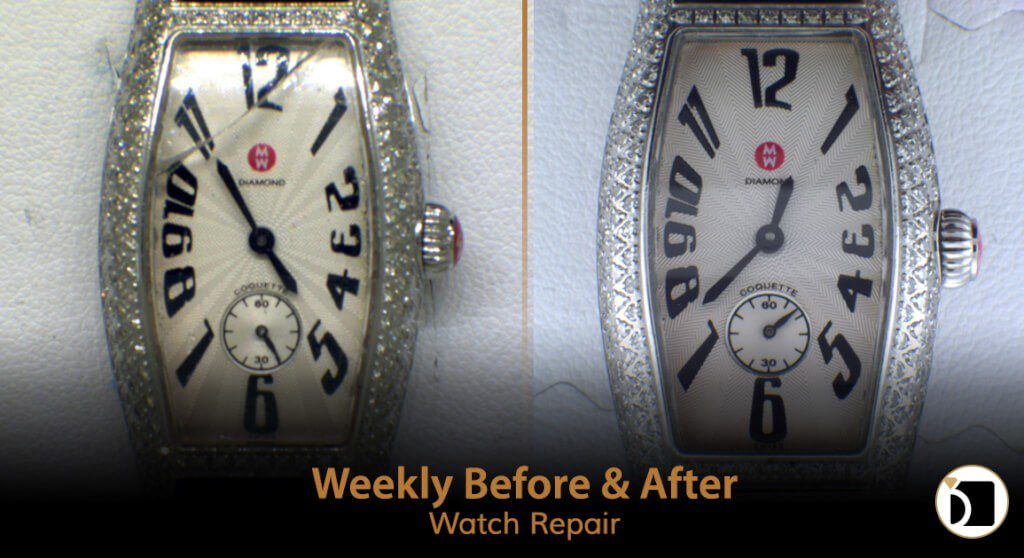 Image Showcasing Weekly Before After 54: a Watch Repair