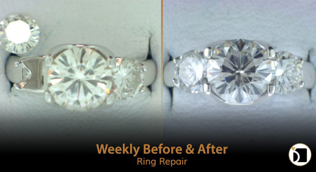 Image Showcasing Weekly Before After 56: an sizing bead repair