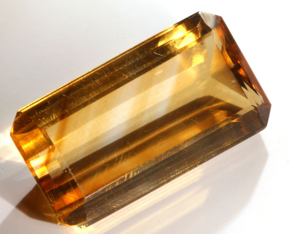 Image showing Citrine