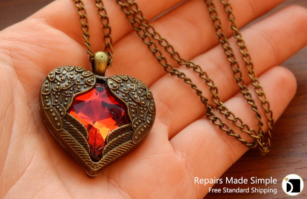 Image showcasing Heart Necklace