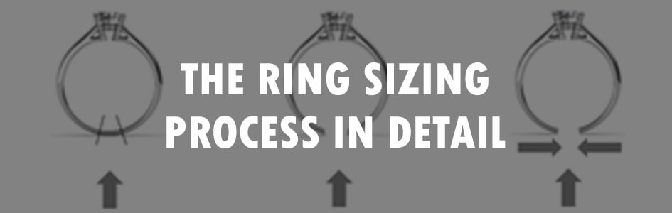 Image showcasing Ring Stone Replacement & other Ring Repair Services before and after MJR